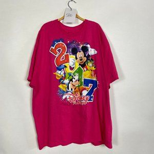 Disney 2017 Graphic T-Shirt